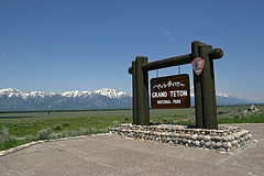 South Entrance, Grand Teton National Park