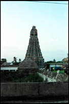 Abhirami Temple, Thirkadayur, Tamil Nadu