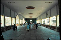 Hallway, Abhirami Temple, Thirkadayur, Tamil Nadu