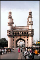 Charminar, Hyderabad, Andhra Pradesh