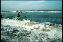 Surf and Beach, Poompuhar, Tamil Nadu