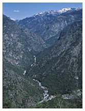 Canyon, Kings Canyon National Park