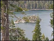 Fannette Island, Emerald Bay, Lake Tahoe