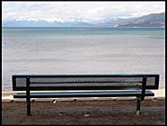 Bench, South Lake Tahoe