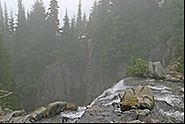 Myrtle Falls, Mt. Rainier National Park