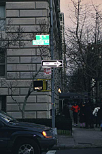 Section of 5th Avenue called Museum Mile, New York City