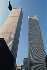 The World Trade Center, New York City