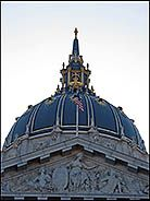 Dome of the San Francisco City Hall