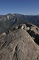 Summit of Moro Rock, Sequoia National Park