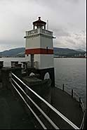Lighthouse, Stanley Park, Vancouver, British Columbia, Canada