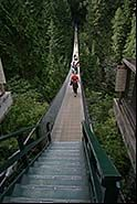 Capilano Bridge, Vancouver, British Columbia, Canada