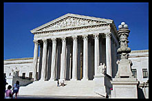 The U.S. Supreme Court, Washington, D.C.