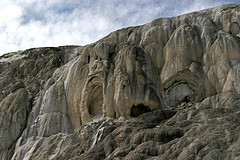 Mammoth Hot Springs Formation