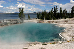 West Thumb, Yellowstone National Park
