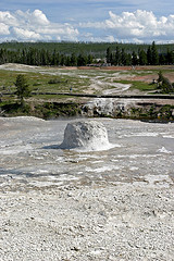 Beehive Geyser, Yellowstone National Park