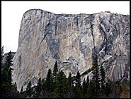 North American Wall, El Capitan, Yosemite National Park