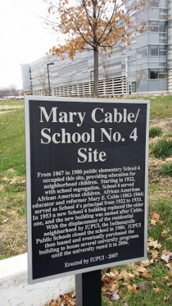 MaryCable_School