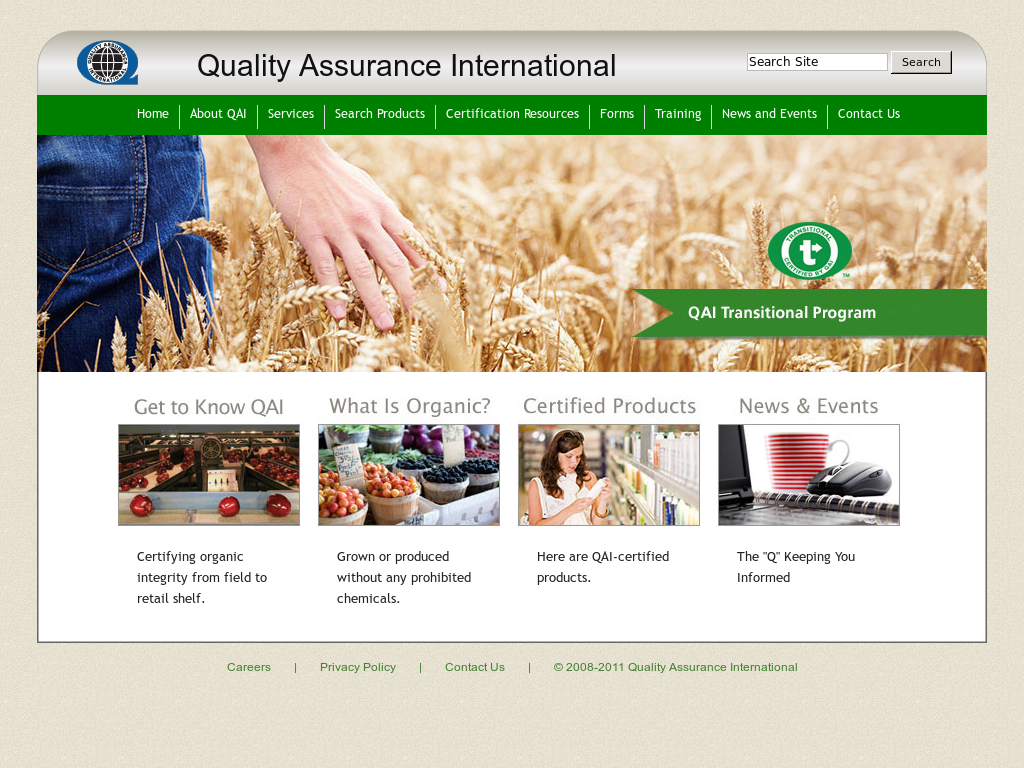 Quality Assurance International Competitors Revenue And Employees