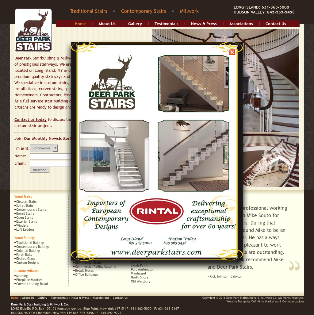 Deer Park Stairbuilding Competitors, Revenue And Employees   Owler Company  Profile