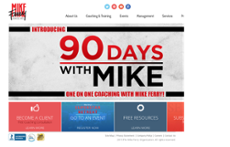 The Mike Ferry Organization website history