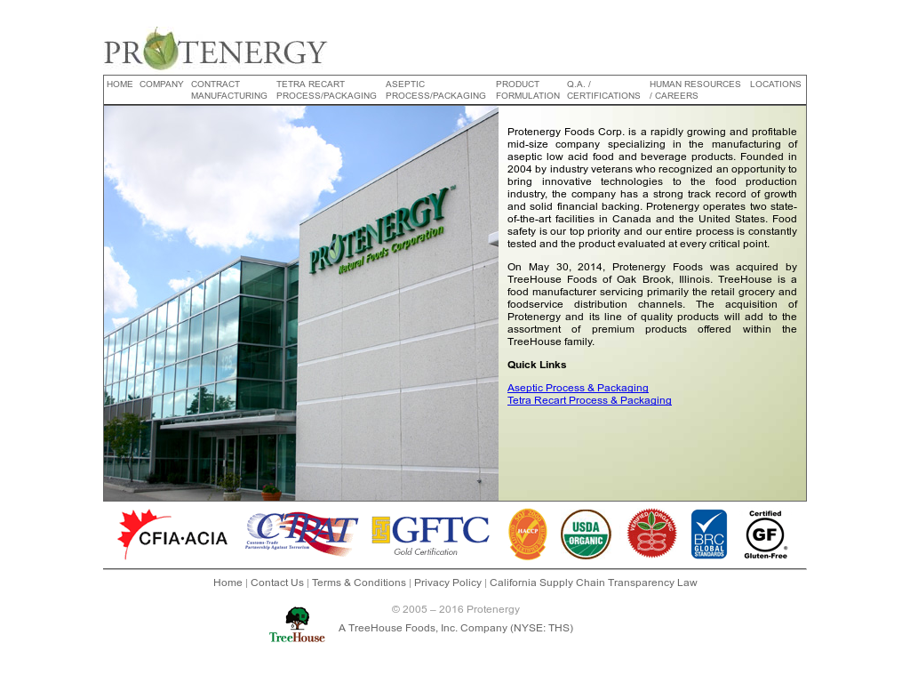 Protenergy Competitors Revenue And Employees Owler Company Profile