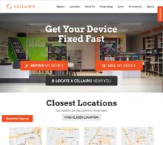 Cellairis website history