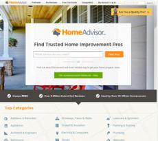 Homeadvisor Company Profile  Owler