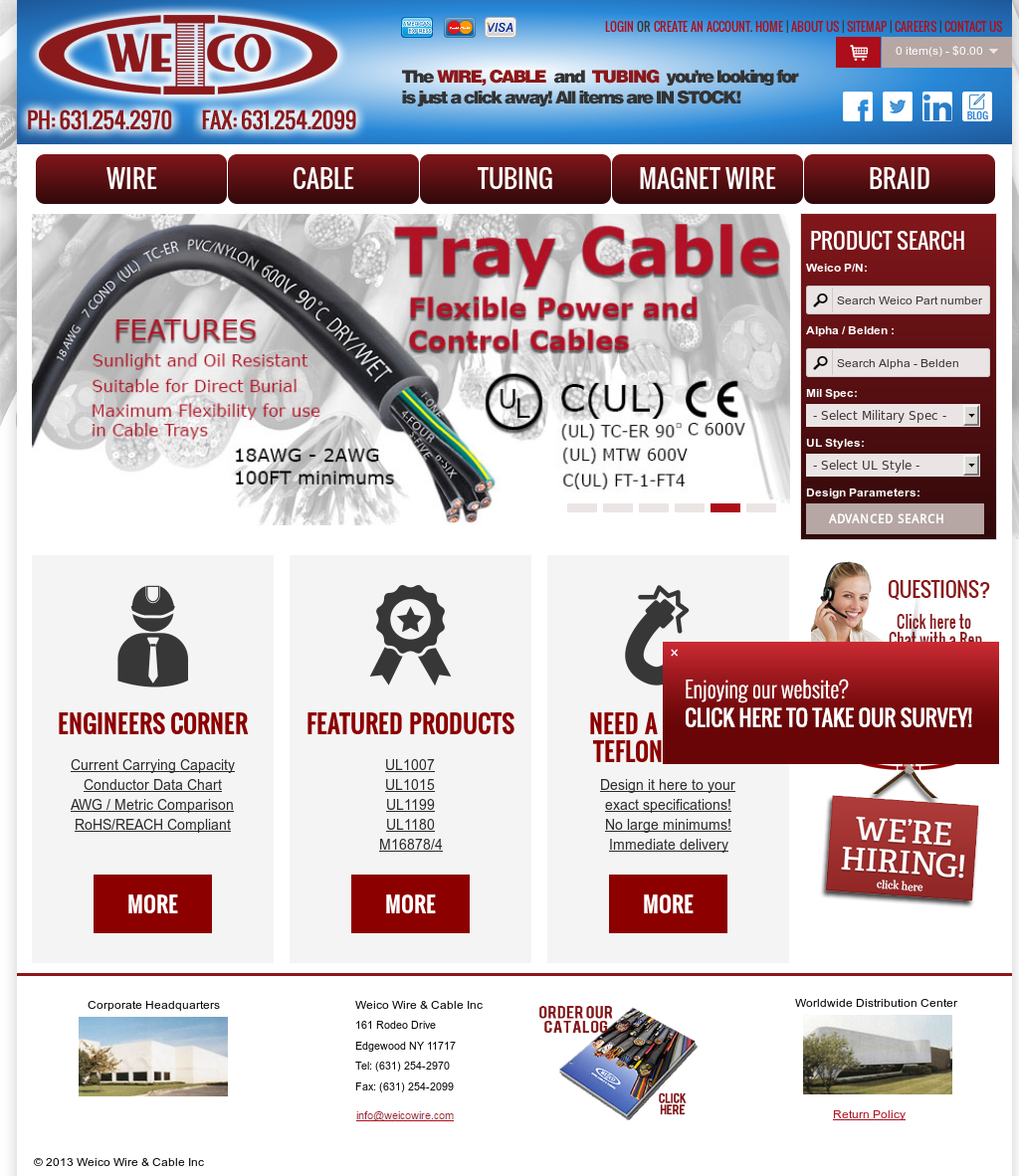 Weico Wire & Cable Competitors, Revenue and Employees - Owler ...