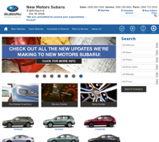 New Motors Subaru Competitors Revenue And Employees Owler Company