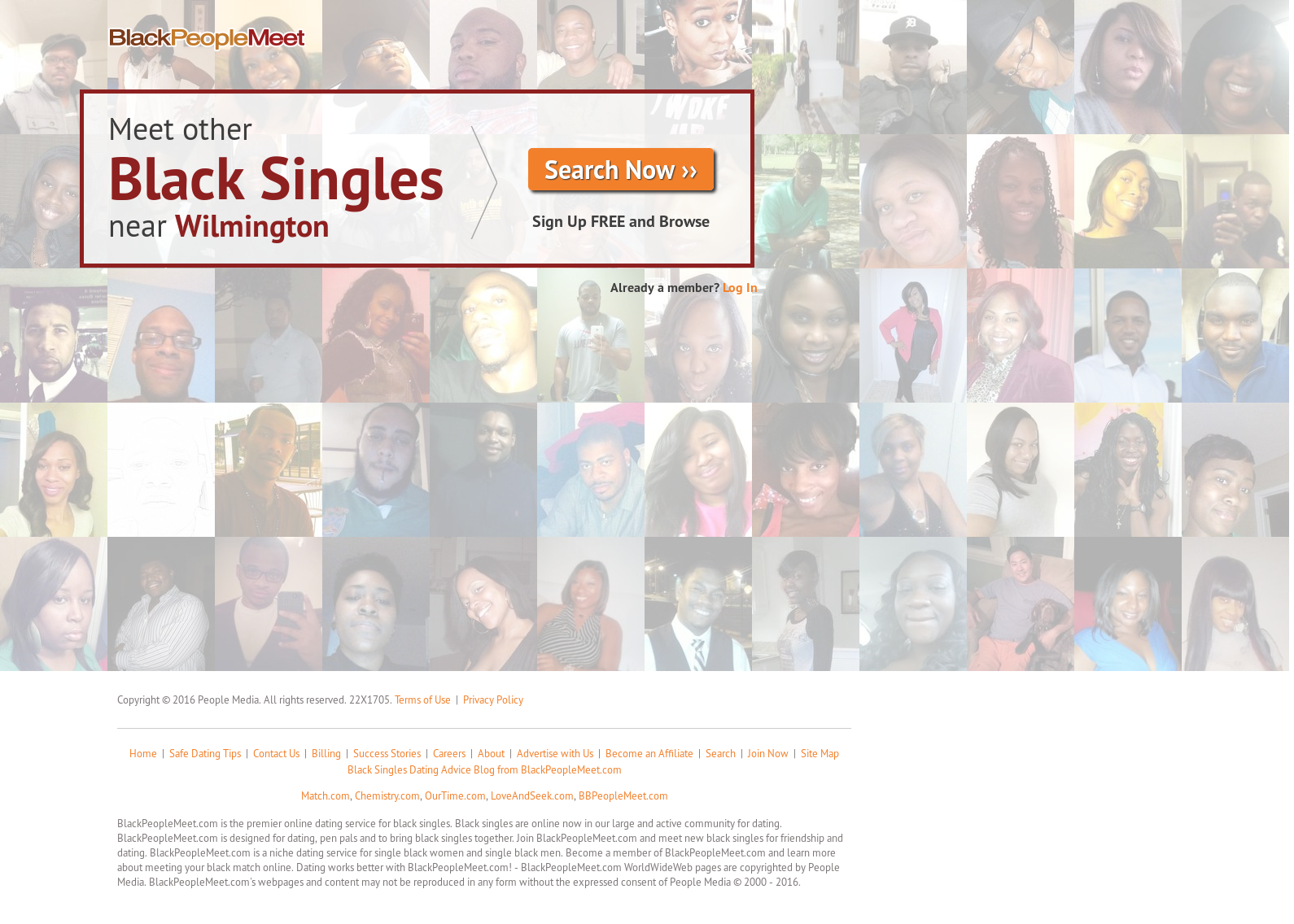 www blackpeoplemeet com search