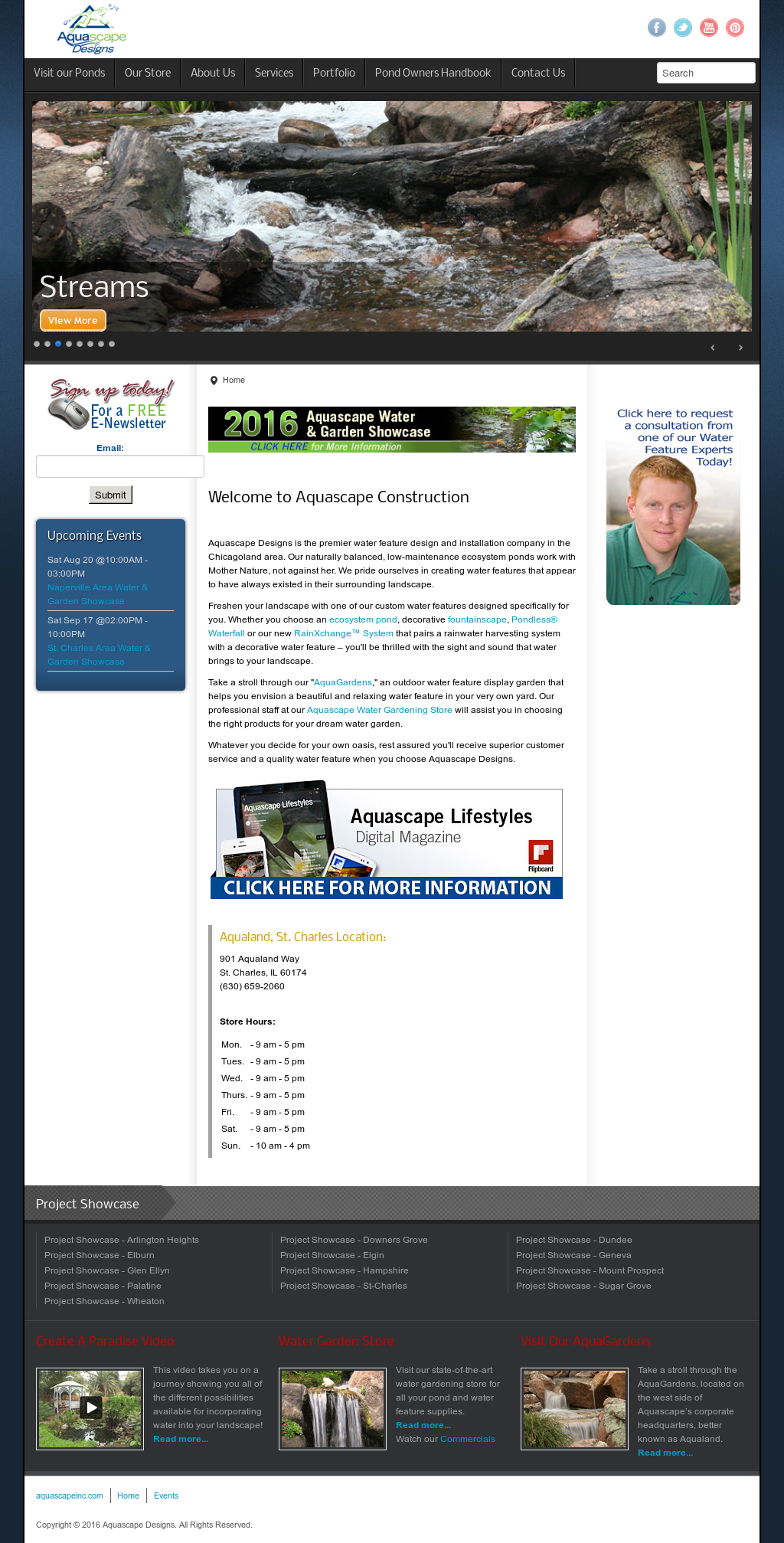 Aquascape Designs S Competitors Revenue Number Of Employees Funding Acquisitions News Owler Company Profile