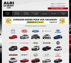 Albi Le Géant Mascouche >> Albilegeant Competitors Revenue And Employees Owler Company Profile