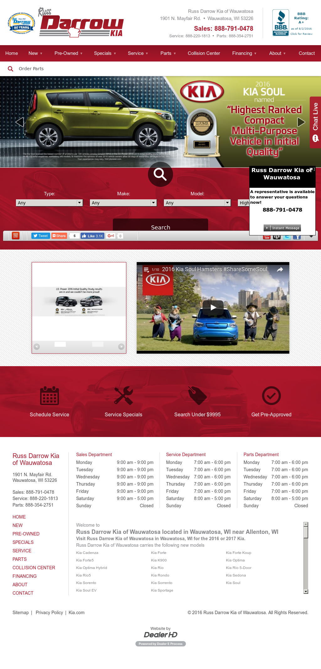 Russ Darrow Mazda >> Russ Darrow Kia | News of New Car Release