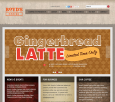 Boyds Coffee Headquarters