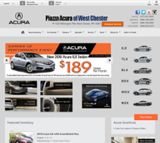 Piazza Acura Of West Chester >> Piazza Acura Of West Chester Competitors Revenue And Employees