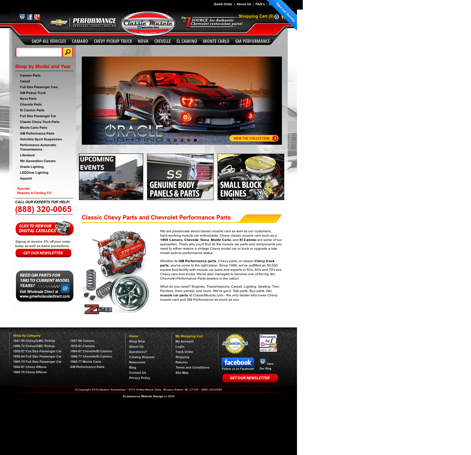 Magnificent Modern Chevrolet Parts Collection - Classic Cars Ideas ...