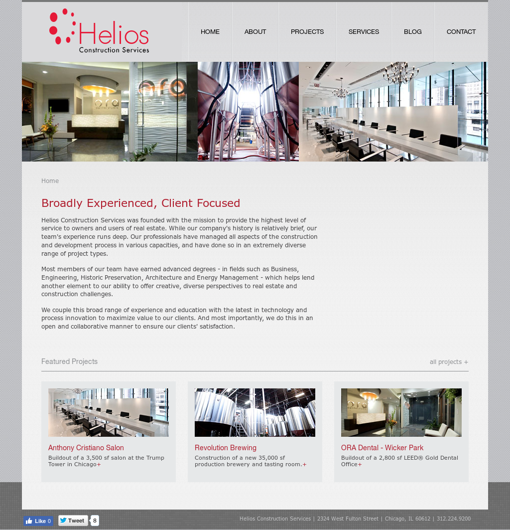 Helios design build competitors revenue and employees for Design build companies