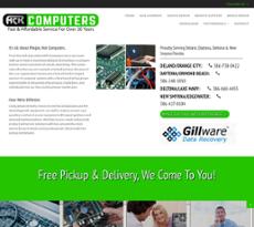 Acr Computers website history