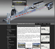 ContinentalTrailers website history