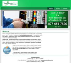 A.C. Desert Electric website history