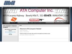 ATA Computer website history