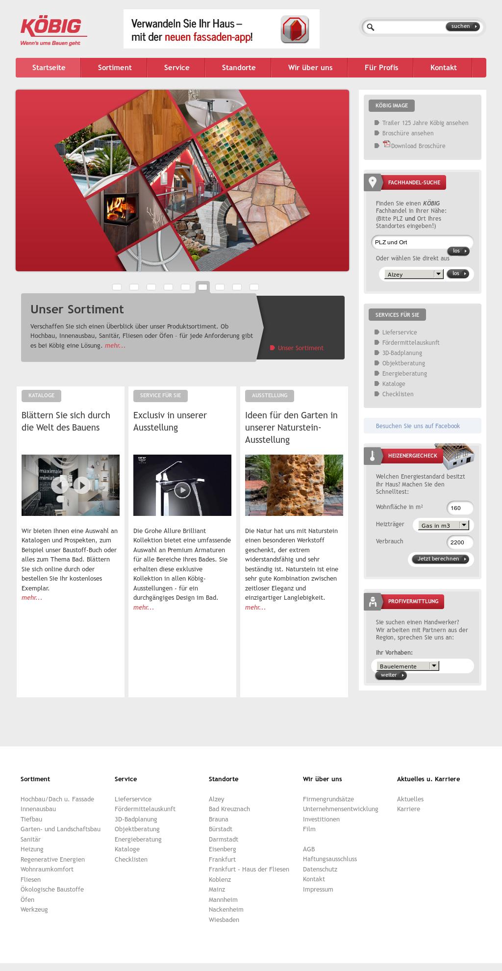 Haus Der Fliesen Frankfurt j n koebig competitors revenue and employees owler company profile