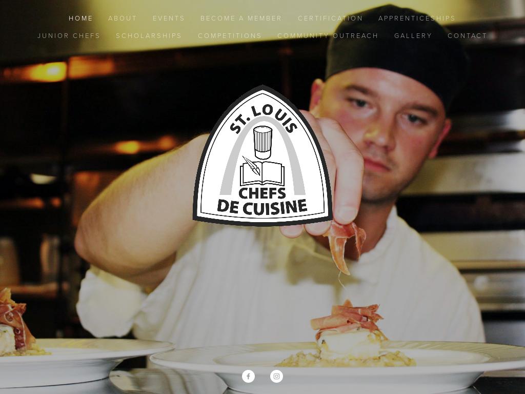 Acf chefs de cuisine association of st louis competitors for Chef de cuisine collective