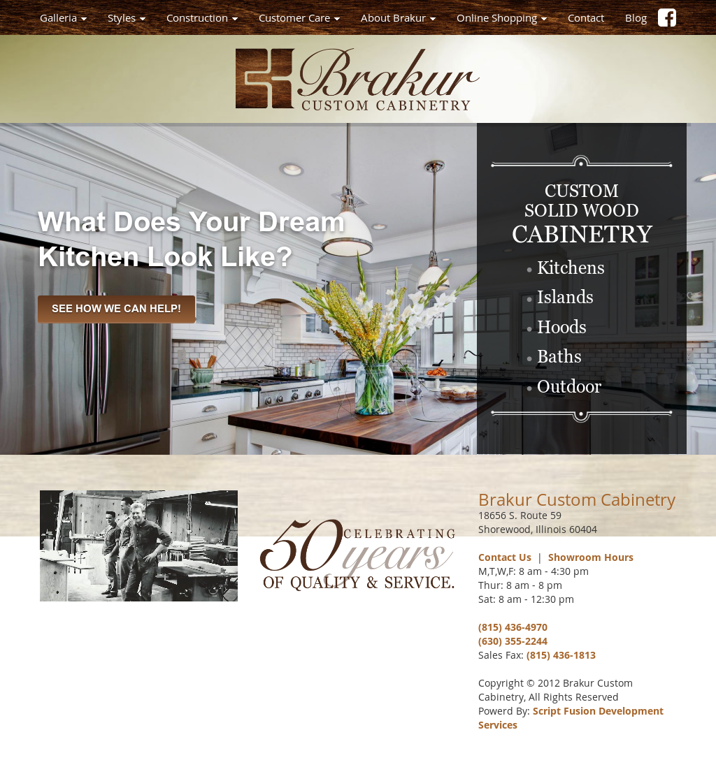 Brakur Custom Cabinetry Competitors, Revenue And Employees   Owler Company  Profile