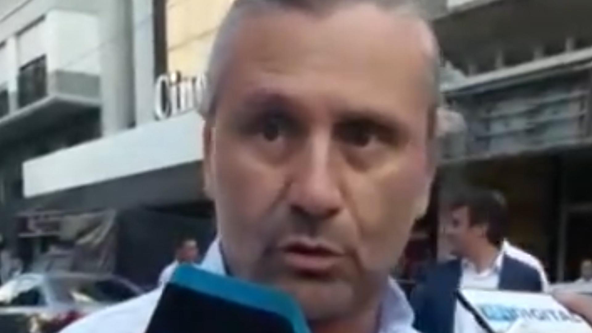 El exabrupto de Marcos Di Palma al opinar sobre la legalización del ...