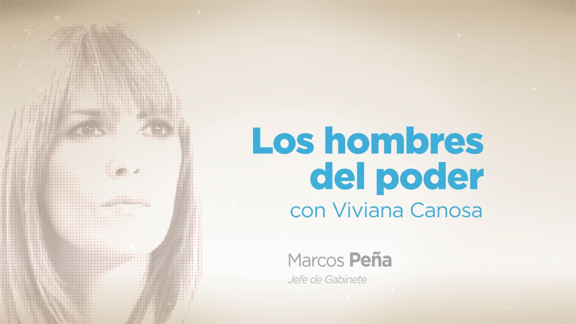 "Marcos Peña: ""No me cierra que Cristina Kirchner gane porque no veo ..."