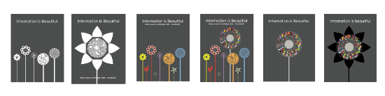 Designing The Cover | Information Is Beautiful