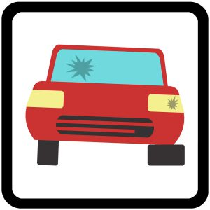 Junked Vehicles Icon