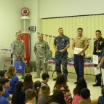 2015 Summer Reading Program Military Day Photo