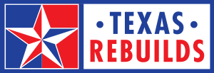 Texas Rebuilds logo